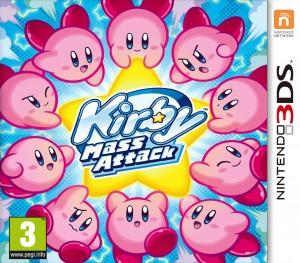 Copertina Kirby: Mass Attack - 3DS