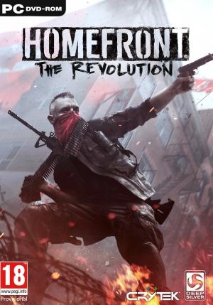 Copertina Homefront: The Revolution - PC