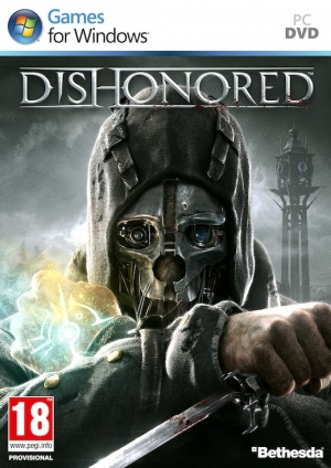 Copertina Dishonored - PC