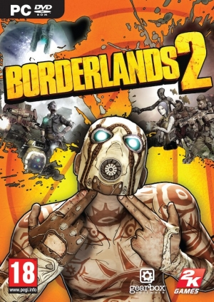 Copertina Borderlands 2 - PC