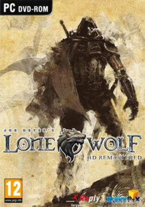 Copertina Joe Dever's Lone Wolf - PC