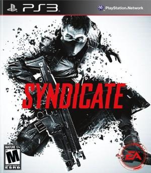 Copertina Syndicate - PS3