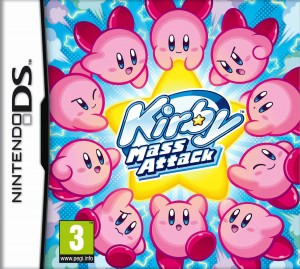 Copertina Kirby: Mass Attack - Nintendo DS