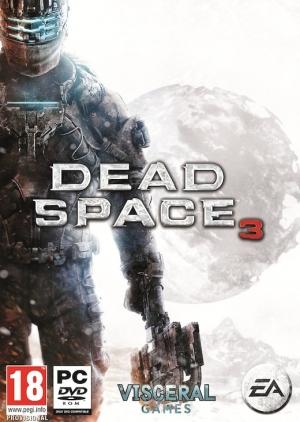 Copertina Dead Space 3 - PC
