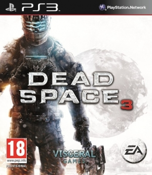 Copertina Dead Space 3 - PS3