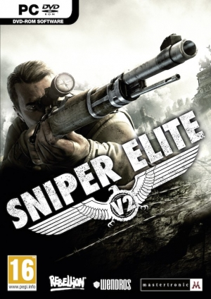 Copertina Sniper Elite V2 - PC