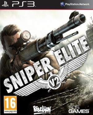 Copertina Sniper Elite V2 - PS3