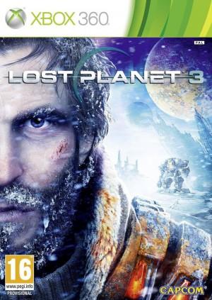 Copertina Lost Planet 3 - Xbox 360