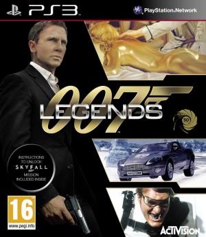 Copertina 007: Legends - PS3