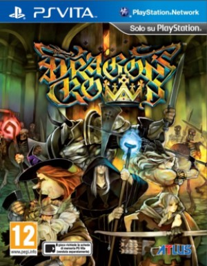 Copertina Dragon's Crown - PS Vita