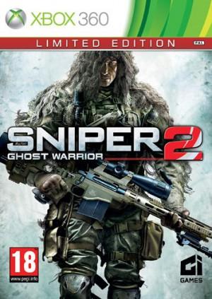 Copertina Sniper: Ghost Warrior 2 - Xbox 360