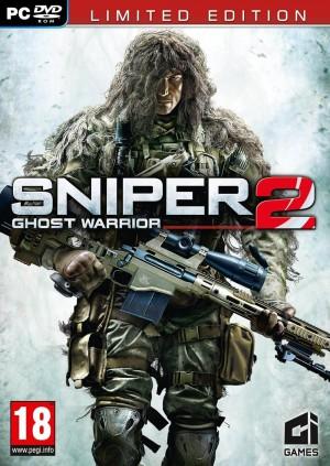 Copertina Sniper: Ghost Warrior 2 - PC