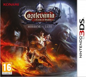 Copertina Castlevania: Lords of Shadow - Mirror of Fate - 3DS