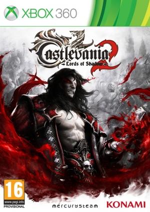 Copertina Castlevania: Lords of Shadow 2 - Xbox 360