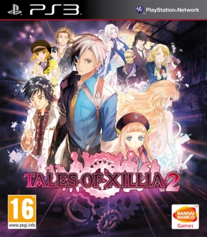 Copertina Tales of Xillia 2 - PS3