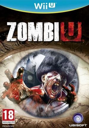 Copertina Zombi U - Wii U
