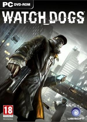 Copertina Watch Dogs - PC