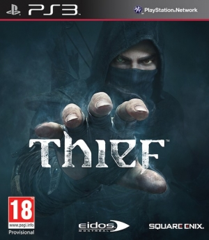 Copertina Thief - PS3