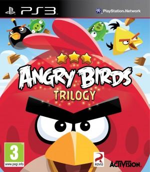 Copertina Angry Birds Trilogy - PS3