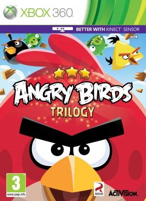 Copertina Angry Birds Trilogy - Xbox 360