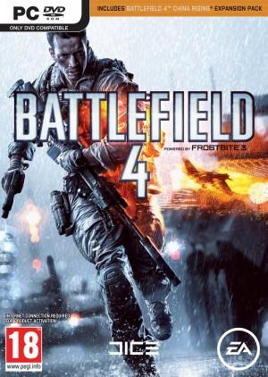 Copertina Battlefield 4 - PC