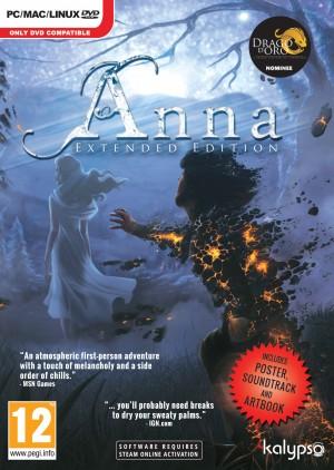 Copertina Anna Extended Edition - PC