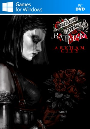 Copertina Batman Arkham City: La Vendetta di Harley Quinn - PC
