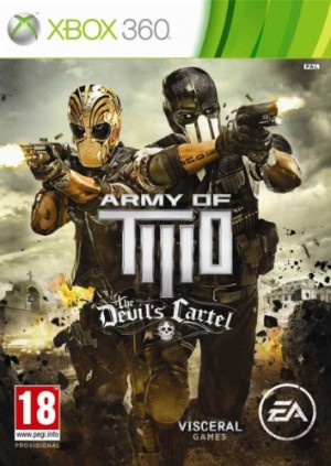 Copertina Army of TWO: The Devil's Cartel - Xbox 360