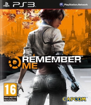 Copertina Remember Me - PS3