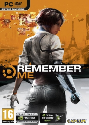 Copertina Remember Me - PC