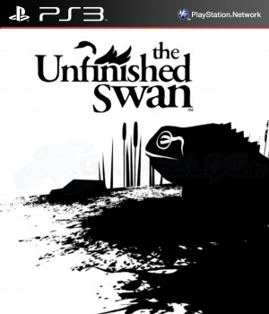 Copertina The Unfinished Swan - PS3