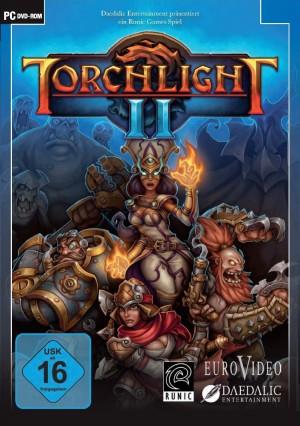 Copertina Torchlight 2 - PC
