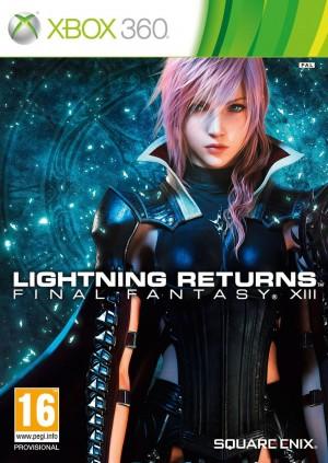 Copertina Lightning Returns: Final Fantasy XIII - Xbox 360