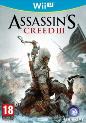 Copertina Assassin's Creed III - Wii U