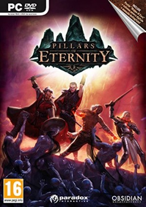 Copertina Pillars of Eternity - PC