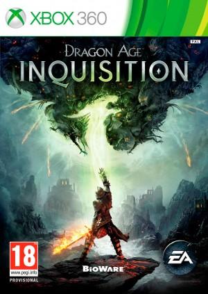Copertina Dragon Age: Inquisition - Xbox 360