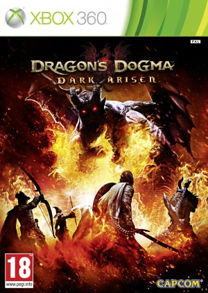 Copertina Dragon's Dogma: Dark Arisen - Xbox 360