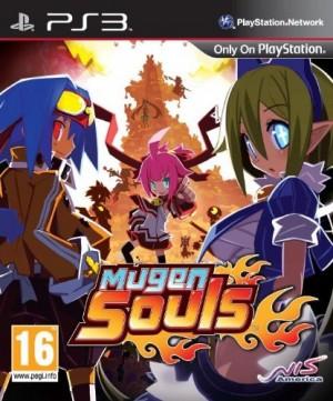 Copertina Mugen Souls - PS3