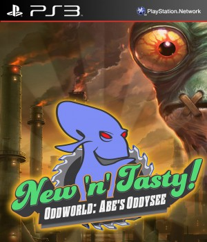 Copertina Oddworld: Abe's Oddysee New N' Tasty! - PS3