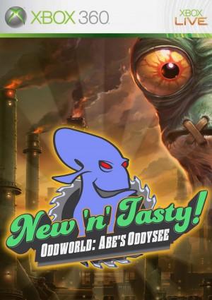 Copertina Oddworld: Abe's Oddysee New N' Tasty! - Xbox 360