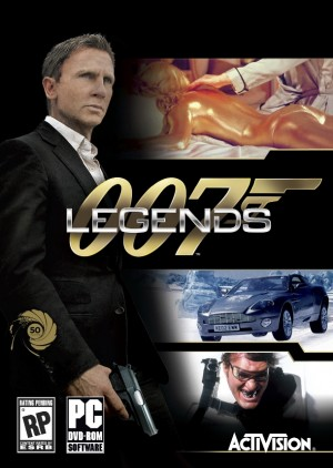 Copertina 007: Legends - PC