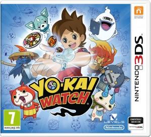 Copertina Yo-Kai Watch - 3DS