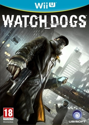 Copertina Watch Dogs - Wii U
