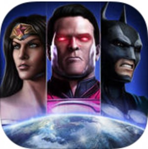 Copertina Injustice: Gods Among Us - iPad