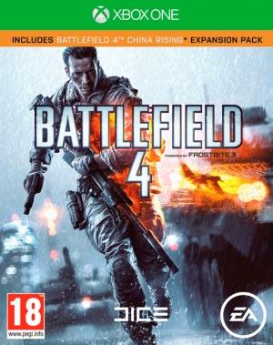 Copertina Battlefield 4 - Xbox One