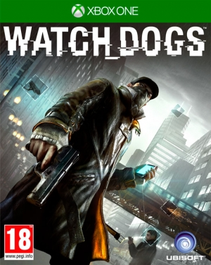 Copertina Watch Dogs - Xbox One