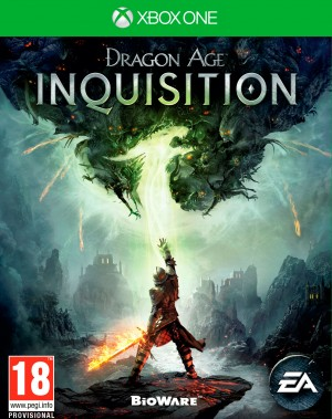 Copertina Dragon Age: Inquisition - Xbox One