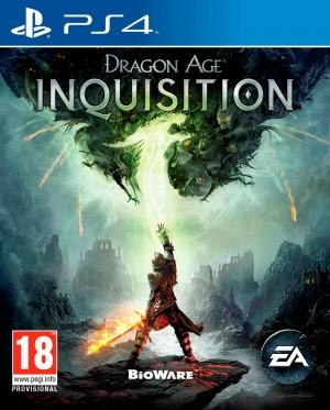 Copertina Dragon Age: Inquisition - PS4