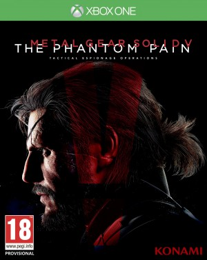 Copertina Metal Gear Solid V: The Phantom Pain - Xbox One