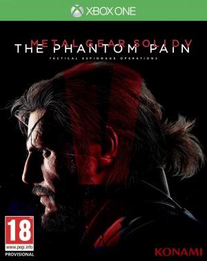 Copertina Metal Gear Solid V: The Phantom Pain - Xbox One